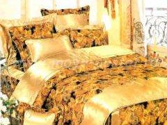 """Дорогое постельное белье """"Чистое золото"""""""