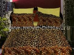 """Постельное белье """"Леопардовые страсти"""""""