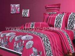 """Яркое постельное белье """"Пурпур"""""""