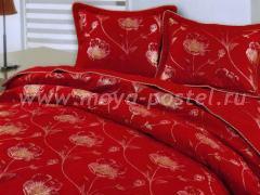 """Красивый постельный набор """"Красное"""""""
