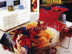 """""""Человек паук"""" для детской кровати"""