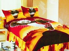 """Комплект постельного белья для мальчиков """"Кунг-Фу Панда"""""""