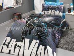 """Комплект постельного белья для подростков """"Бэтмен"""""""
