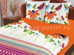 Комплект постельного белья Полевые цветы в интернет-магазине Моя постель