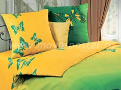 """Комплект постельного белья """"Синие бабочки"""""""