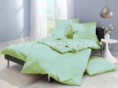 """Комплект постельного белья """"Светло-зелёный"""""""