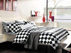 """Комплект постельного белья """"Шахматы"""" в интернет-магазине Моя постель"""