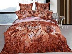 """Постельное белье """"Тигры"""""""