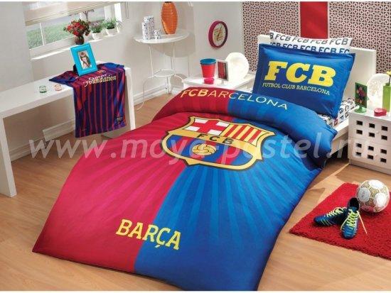 """Постельное белье для мальчиков """"Барселона"""" в интернет-магазине Моя постель"""