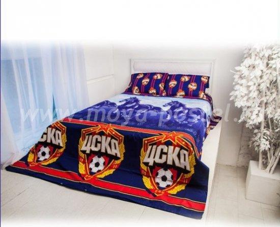 Постельное белье ЦСКА в интернет-магазине Моя постель