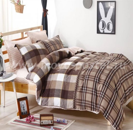 Постельное белье AC032 (евро) в интернет-магазине Моя постель