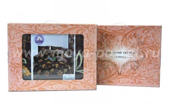 Постельное белье AC037 (1,5 спальное, 50х70) в интернет-магазине Моя постель - Фото 7
