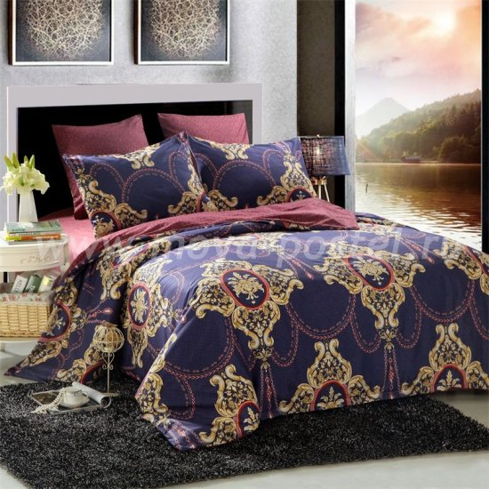 Постельное белье AC037 (2 спальное, 70х70) в интернет-магазине Моя постель