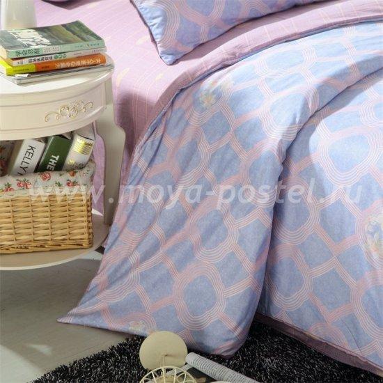 Постельное белье AC038 (1,5 спальное, 50Х70) в интернет-магазине Моя постель - Фото 4