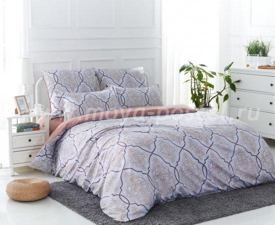 Постельного белья с вышивкой CN018 (евро) в интернет-магазине Моя постель