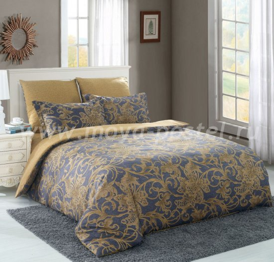 Постельное белье с вышивкой CN019 (евро) в интернет-магазине Моя постель