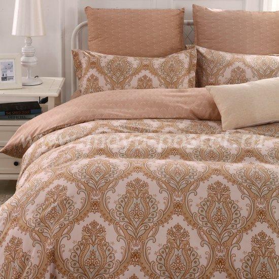Постельное белье с вышивкой CN020 (семейное) в интернет-магазине Моя постель - Фото 2