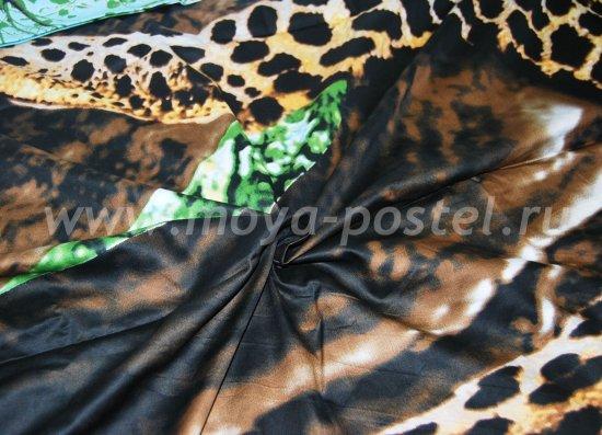 Постельное белье 3D D047 (2 спальное, 70*70) в интернет-магазине Моя постель - Фото 4