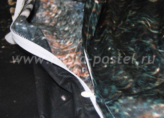 Постельное белье 3D D049 (2 спальное, 50*70) в интернет-магазине Моя постель - Фото 3