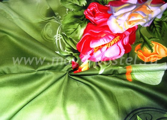 Постельное белье 3D D082 (двуспальное, 70*70) в интернет-магазине Моя постель - Фото 3