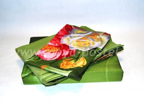 Постельное белье 3D D082 (двуспальное, 50*70) в интернет-магазине Моя постель - Фото 4