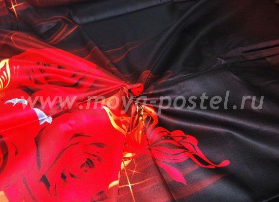 Постельное белье 3D D086 (двуспальное) в интернет-магазине Моя постель - Фото 4