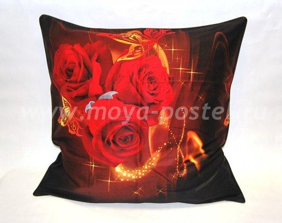 Постельное белье 3D D086 (двуспальное, 50*70) в интернет-магазине Моя постель - Фото 2