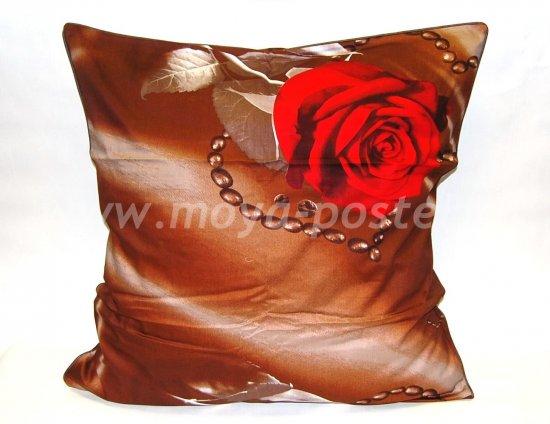 Постельное белье 3D D088 (1,5 спальное, 70*70) в интернет-магазине Моя постель - Фото 2