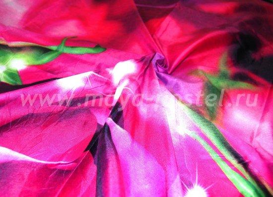 Постельное белье 3D D097 (двуспальное) в интернет-магазине Моя постель - Фото 3