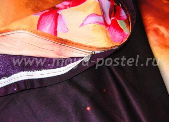 Постельное белье 3D D101 (двуспальное, 70*70) в интернет-магазине Моя постель - Фото 3