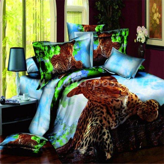 Постельное белье 3D D111 (семейное) в интернет-магазине Моя постель