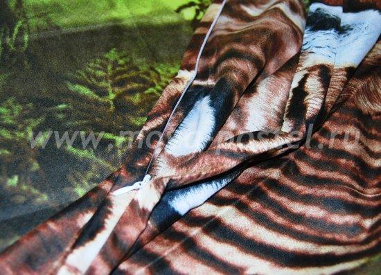 Постельное белье 3D M124 (евро, 50*70) в интернет-магазине Моя постель - Фото 2