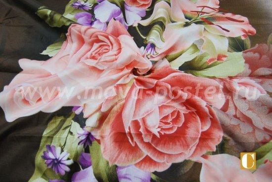 Постельное белье 3D M136 (евро, 50*70) в интернет-магазине Моя постель - Фото 5