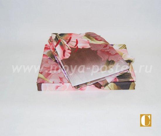 Постельное белье 3D M136 (евро в интернет-магазине Моя постель - Фото 2