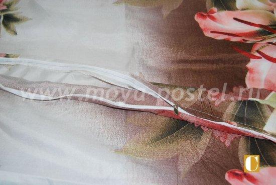 Постельное белье 3D M136 (евро в интернет-магазине Моя постель - Фото 4