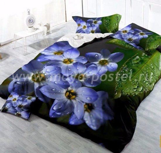 Постельное белье 3D M138 в интернет-магазине Моя постель