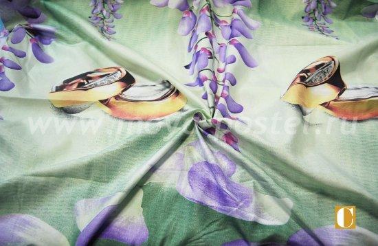 Постельное белье 3D M139 (двуспальное, 70*70) в интернет-магазине Моя постель - Фото 5