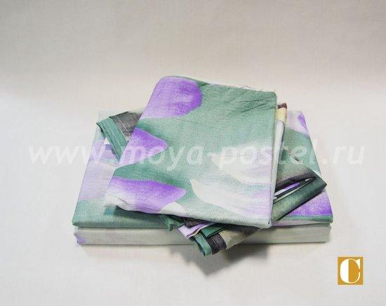 Постельное белье 3D M139 (евро) в интернет-магазине Моя постель - Фото 2