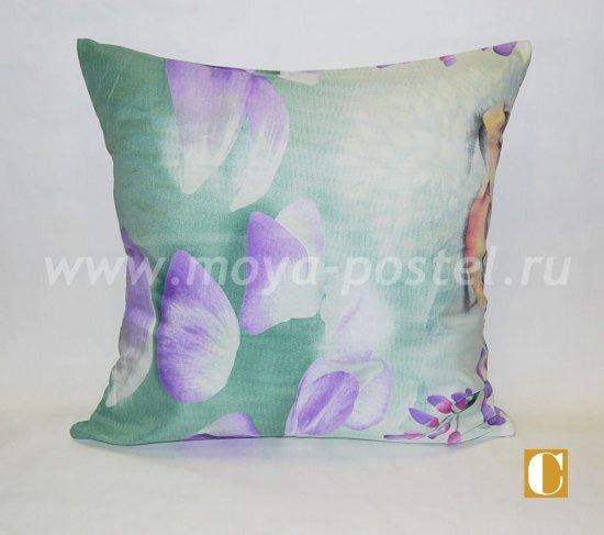 Постельное белье 3D M139 (евро) в интернет-магазине Моя постель - Фото 3
