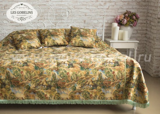 Покрывало на кровать Provence (220х220 см) - интернет-магазин Моя постель