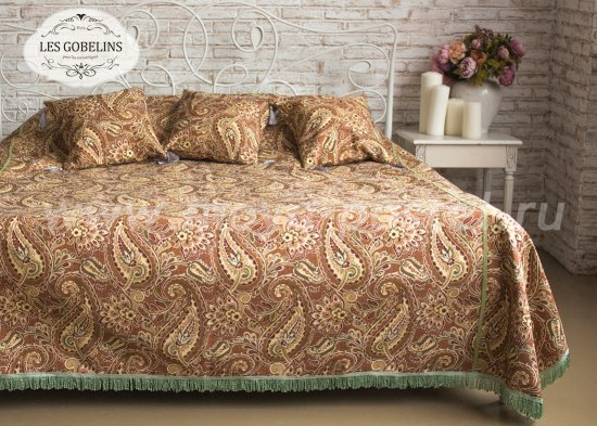 Покрывало на кровать Vostochnaya Skazka (260х240 см) - интернет-магазин Моя постель