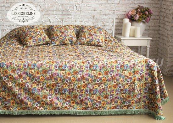 Покрывало на кровать Fleurs De Jardin (210х220 см) - интернет-магазин Моя постель