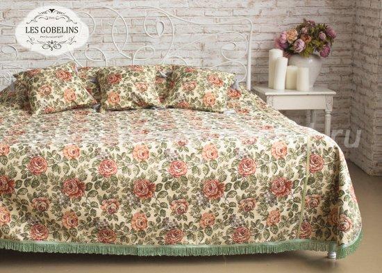 Покрывало на кровать Art Floral (230х230 см) - интернет-магазин Моя постель