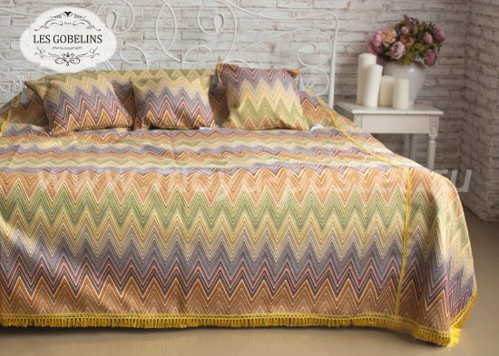Покрывало на кровать Cordillere (260х270 см) - интернет-магазин Моя постель
