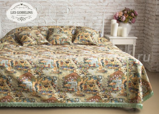 Покрывало на кровать Jardin D'Eden (250х230 см) - интернет-магазин Моя постель