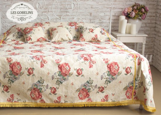 Покрывало на кровать Cleopatra (240х260 см) - интернет-магазин Моя постель