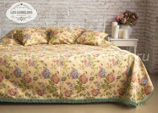 Покрывало на кровать Gloria (210х220 см) - интернет-магазин Моя постель