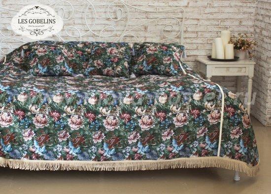 Покрывало на кровать Jardin D'Amerique (230х230 см) - интернет-магазин Моя постель