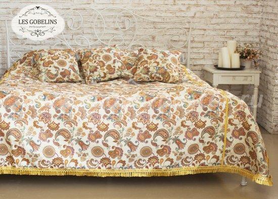 Покрывало на кровать Ete Indien (220х220 см) - интернет-магазин Моя постель