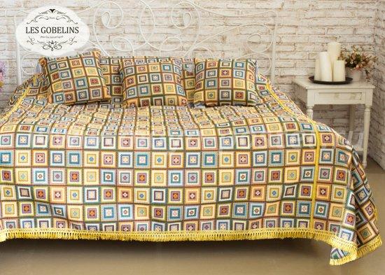 Покрывало на кровать Labyrinthe (220х220 см) - интернет-магазин Моя постель